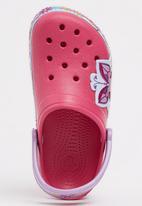Crocs - Crocband Butterfly Clog K Mid Pink