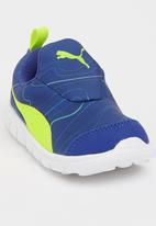 PUMA - Boys Sneaker Mid Blue
