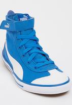 PUMA - High Top Sneaker Blue