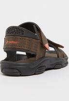 Ipanema - Boys Velcro Strap Sandal Mid Brown
