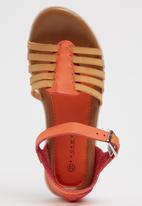 Rock & Co. - Strappy Sandal Orange