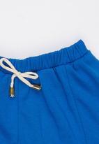 See-Saw - Fleece Shorts Blue