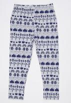 POP CANDY - Girls Printed Leggings Multi-colour