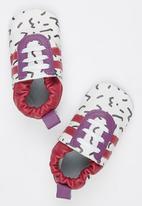 shooshoos - Scribbles Sneaker White