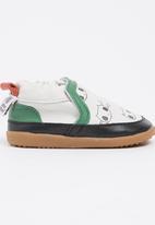 shooshoos - Pirate Ship Sneaker Multi-colour