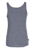 Lizzy - Printed   Vest Navy