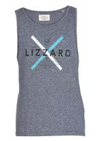Lizzard - Printed Vest Multi-colour