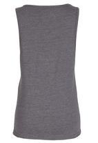 Lizzard - Printed Shark  Vest Grey