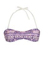 Billabong  - Moonsister Bandeau Bikini Set Mid Purple