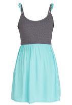 Lizzy - Elodie Dress Pale Blue