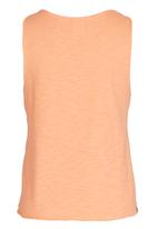 Roxy - Month Of November  Tee Coral