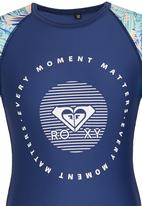 Roxy - Retro Summer Rashvest Blue