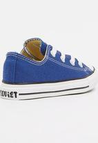 SOVIET - Low Top  Sneaker Mid Blue
