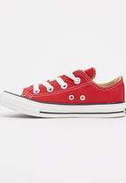 SOVIET - Low Top  Sneaker Red