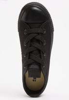 SOVIET - Low Top   Mono Sneaker Black
