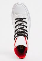 Converse - Sheild Canvas High Top Sneaker White