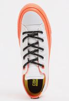 Converse - Sheild Canvas OX  Sneaker White