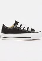 SOVIET - Canvas Sneaker Black