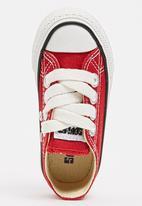 SOVIET - Canvas Sneaker Red
