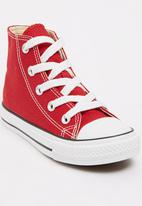 SOVIET - High Top  Sneaker Red