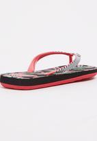 Roxy - Pebbles  Flip Flops Multi-colour