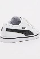 PUMA - Velcro Strap Sneaker White