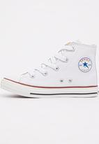 SOVIET - High Top  Sneaker White