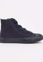 SOVIET - High Top  Mono Sneaker Navy