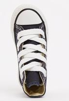 SOVIET - High Top Canvas Sneaker Navy