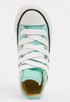 SOVIET - High Top Canvas Sneaker Light Green
