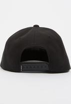 Billabong  - System Snapback Cap Black