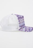 Billabong  - Moonsister  Trucker Mid Purple