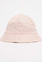POP CANDY - Printed Cap Pale Pink