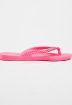 Billabong  - Kicks Thong Mid Pink