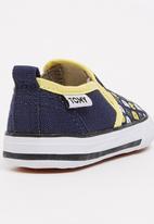 TOMY - Infants Printed Sneaker Blue