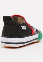 TOMY - Infants Printed Sneaker Multi-colour