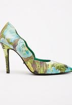ERROL ARENDZ - Eliana Luck Court Heels Multi-colour