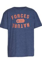 Element - Forces Tee Navy