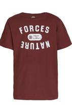 Element - Forces Tee Red