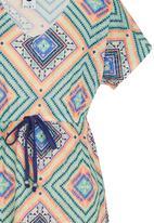 Roxy - Hippie College Sun Dress Multi-colour