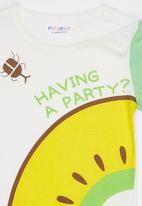 POP CANDY - Having a Party Tshirt Cream