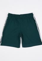 Rebel Republic - Sport Shorts Green