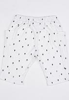 POP CANDY - Boys Printed Shorts White