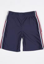 Rebel Republic - Sport Shorts Navy