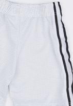 Rebel Republic - Sport Shorts White