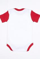 Funky Shop - Santa Baby  Bodysuit White