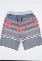 Hurley - Hurley -B-Montego Elastic Boardshort Multi-colour