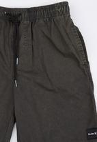 Hurley - Hurley -B-Cham Elastic Walkshort Black