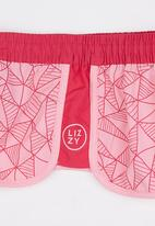 Lizzy - Juno Board Shorts Magenta