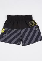 Lizzard - Board Shorts Black